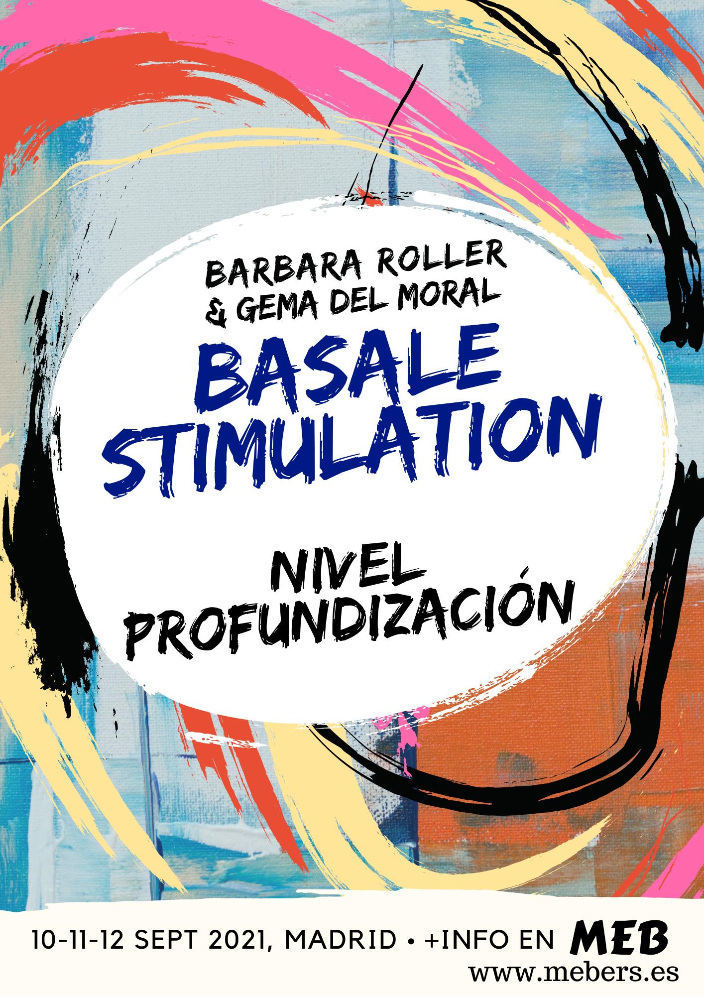 CURSO EN BASALE STIMULATION, NIVEL PROFUNDIZACIÓN.